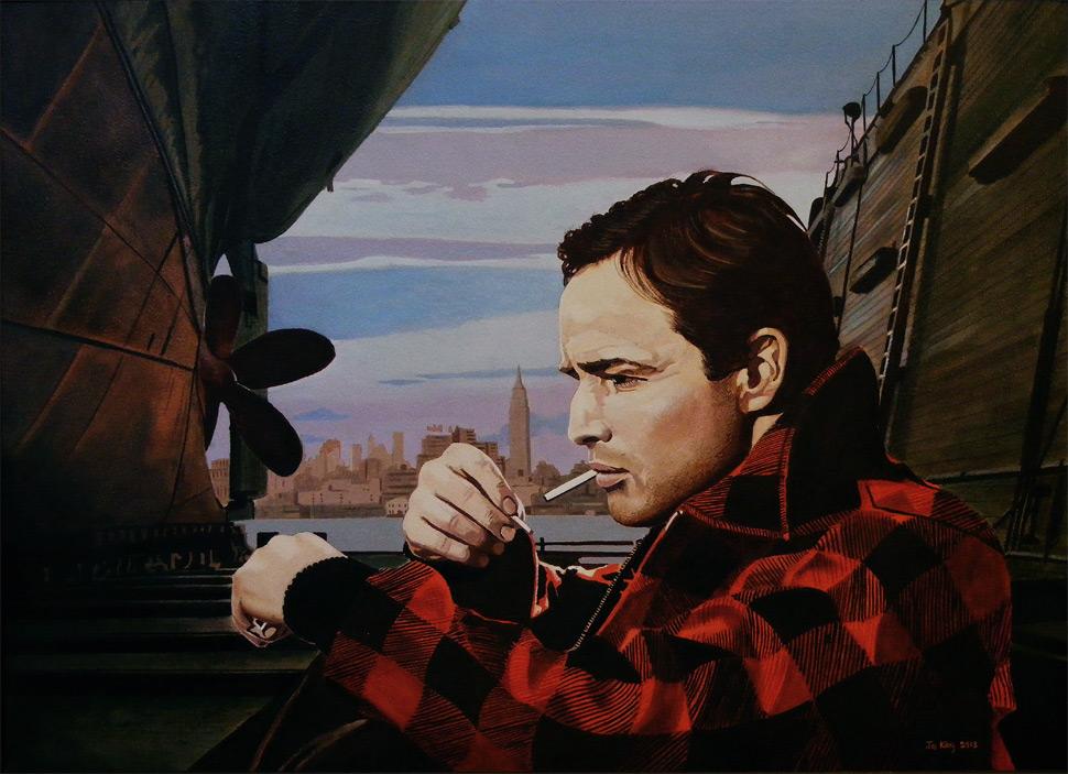 Marlon Brando - On The Waterfront